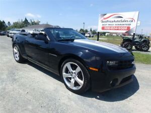 2011 Chevrolet Camaro SOLD!!!!!!!!!!!!   1LT! RS! CONVERTIBLE! A