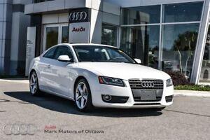 2011 Audi A5 2.0T Premium (M6) *Low Mileage*