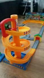 Thomas sodor carnival play set with sound Thomas and percy included