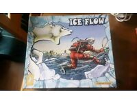 Ice Flow board game.