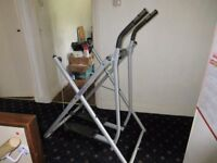 Tony Little Gazelle Freestyle Cross Trainer swap for softbox or directional table lamp
