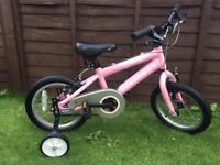 Girls ridgeback bike