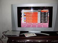 Panache 26 inch colour TV