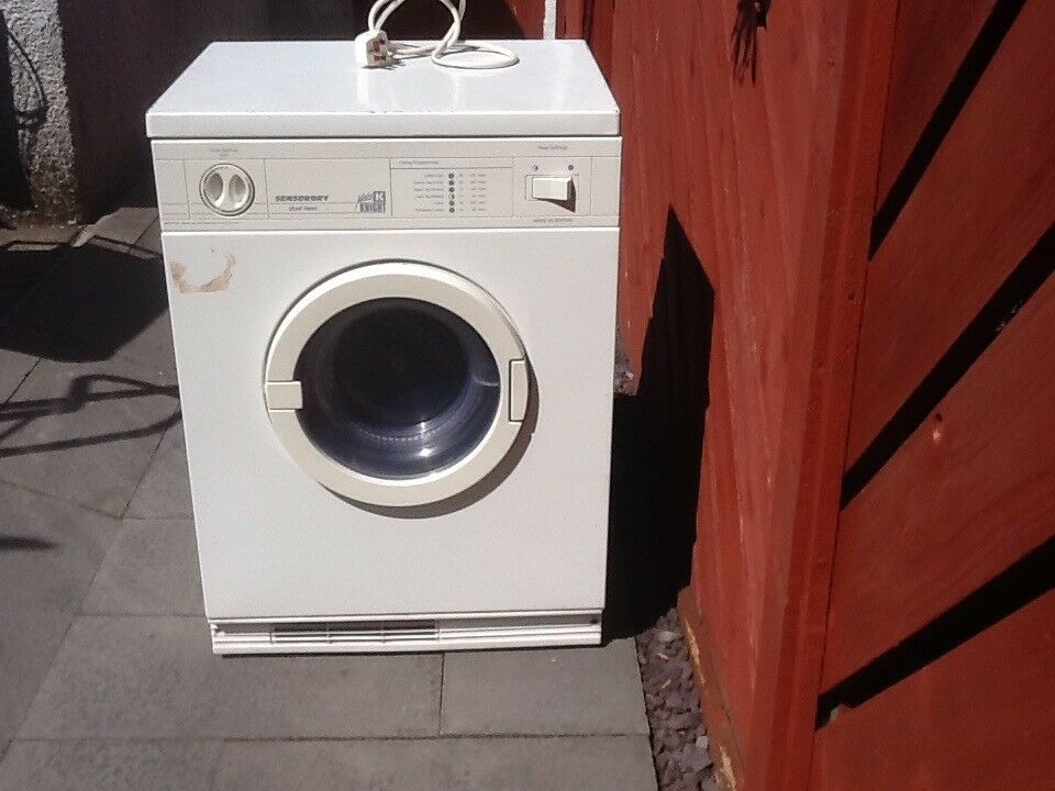 Tumble dryerin East End, GlasgowGumtree - Whight knight 6 kg tumble dryer not condenser works fine not new well worth £35 drop off included thanks