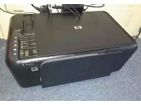 HP Deskjet All-in-One Printer/Scanner/Copier Model F4580