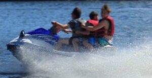 Sea Doo Yamaha waverunner 2008