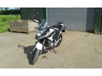 2014 Honda NC700X Standard Bike 10k miles FSH MOT 1 Owner from new New Baby forces reluctant sale