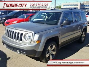 2016 Jeep Patriot High Altitude | 4x4