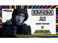 Eminem X2 Bellahouston Glasgow