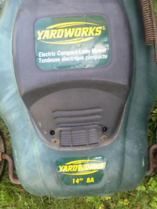 Tondeuse Yardworks