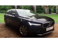 2017 Volvo V90 2.0 D4 Momentum 5dr Geartronic Automatic Diesel Estate