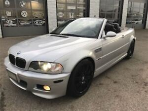 2003 BMW M3 convertible power top awesome condition