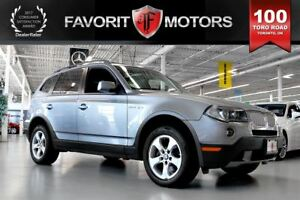 2007 BMW X3 3.0si AWD | PANORAMIC SUNROOF | HEATED SEATS