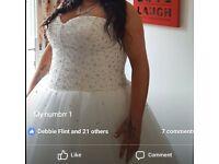 Phillipa grace princess wedding dress