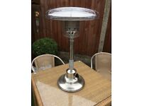 New Table Top Gas Heater