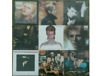 A rather nice selection of brand new David Bowie Records