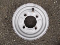 ERDE trailer wheel rim