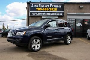 "2012 Jeep Compass 4WD ""CHERRY UNIT"" WE CAN FINANCE ANYONE!"