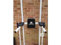 Hardcastle Pull Up / Leg Raise Station (Gym / Body Buliding)