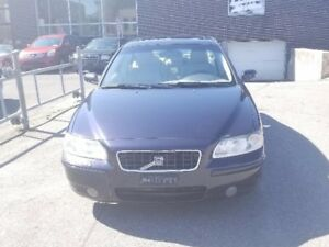 2005 Volvo S60 2.5L/AWD/TURBO/IMPÉCCABLE