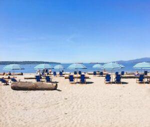 Vancouver Beach Company Used Beach Chair Sale