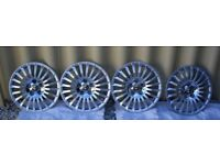 Alfa Romeo Wheel Trims
