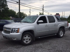 2010 Chevrolet Avalanche LT Z71 PACKAGE