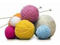 Wanted - Knitting Needles, DK Wool and Patterns