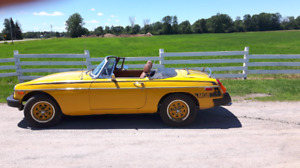 77 mgb saftied 7500. Firm good condition.