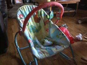 Fisher Price infant/toddler chair