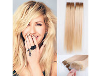 Amazing!tape hair extension wholesale price&top-quality
