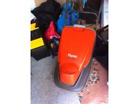 Flymo Turbo Compact Hoover Lawn Mower