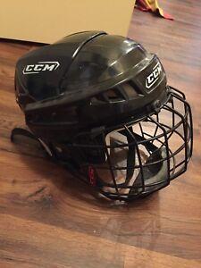 CCM Ice Hockey Helmet