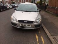FORD FOCUS 1.6 AUTOMATIC SILVER 2006 £745