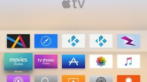 Kodi MOVIES/UFC/SPORTS on Apple TV 4 iPhone/iPad No jailbreak