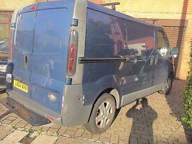 Vauxhall vivaro 2700 Di Swb! Quality van. £1700 cash, NO OFFERS
