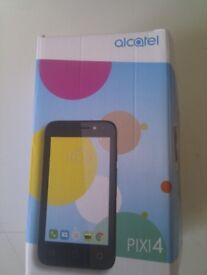 Alcatel pixi 4 mobile display not working