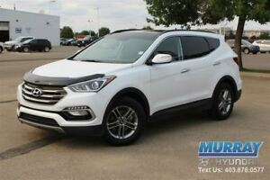 2017 Hyundai Santa Fe Sport SE 2.4 AWD | LEATHER | PANO SUNROOF