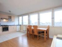 Lovely 1 Bed Flat With Superb City Views Wood Flooring Throughout Mins Clapham Junction Station