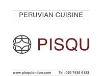 Head of waiting staff / Experienced Waiting & Bar staff