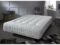 RRP£456.45 Happy Beds Signature Crystal 3000 Pocket Sprung Ortho Mattress Super King (180x200cm)