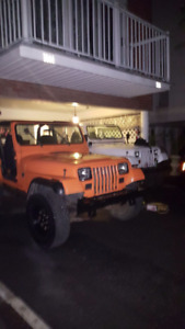 1995 Jeep Wrangler Yj Autre