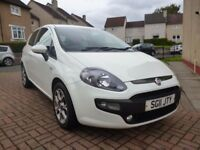 2011 Fiat Punto Evo 1.4 GP 8v 3dr Hatchback 1 OWNER CAR
