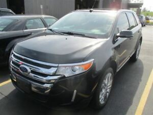 2014 Ford Edge LIMITED AWD! LEATHER! NAVIGATION! PANORAMIC SUNRO
