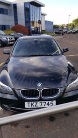 BMW 5 SERIES 2007 LCI MODEL GREAT CONDITION NO FAULTS!