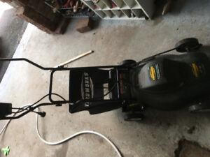 Yardworks lawnmower electric