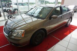 2009 Mitsubishi Galant ES GARANTIE-TRÈS PROPRE-BAS KILO