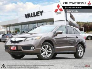 2013 Acura RDX TECH PACKAGE-LEATHER, HEATED SEATS, NAV