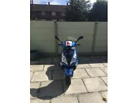 Scooter for sale lexmoto fms 125