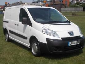 2010 (60) Peugeot Expert 2.0HDi 120 L1 H1 ( 2.90t )